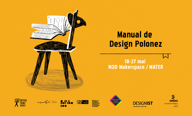 Manual de Design Polonez la Romanian Design Week