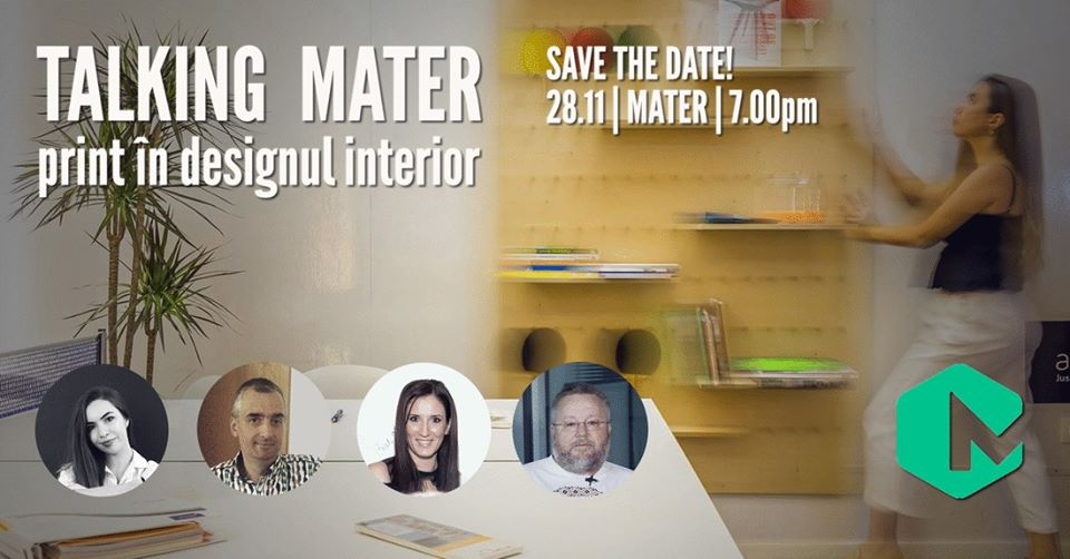 Talking MATER | Print în design interior